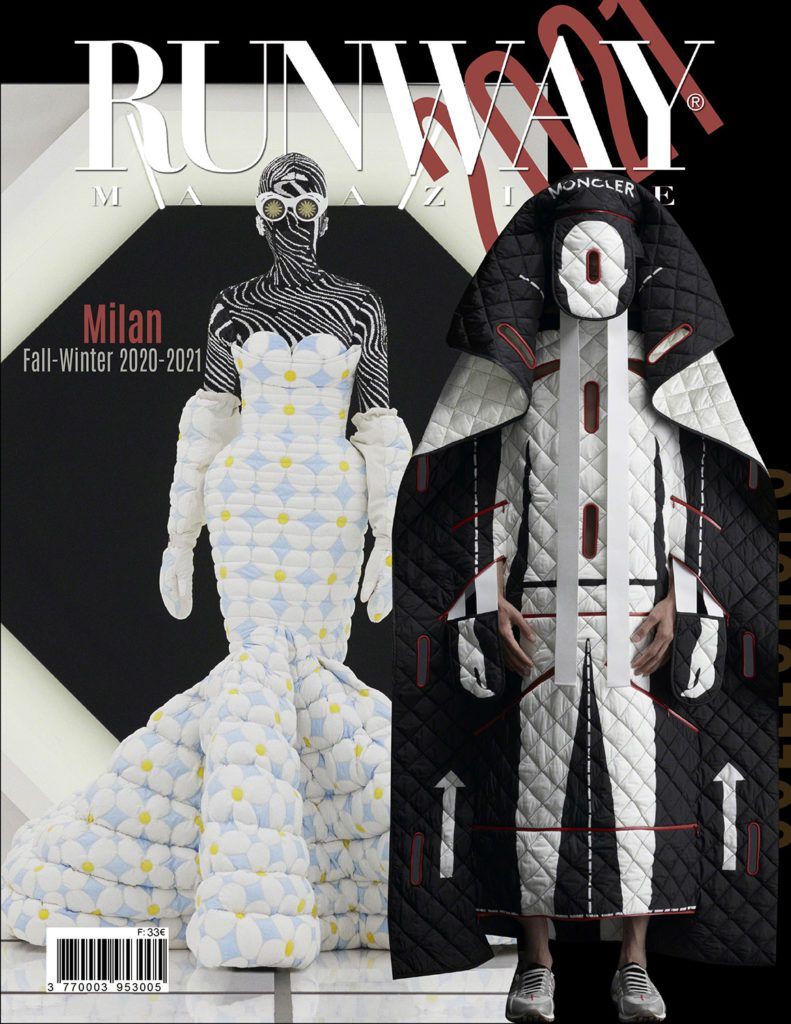 RUNWAY Magazine 2021 issue - Fall-Winter 2020-2021 Milan collections