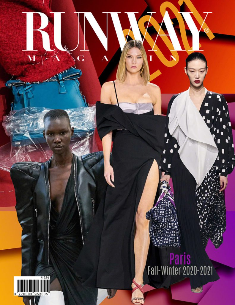 RUNWAY Magazine 2021 issue - Collections Paris Automne-Hiver 2020-2021