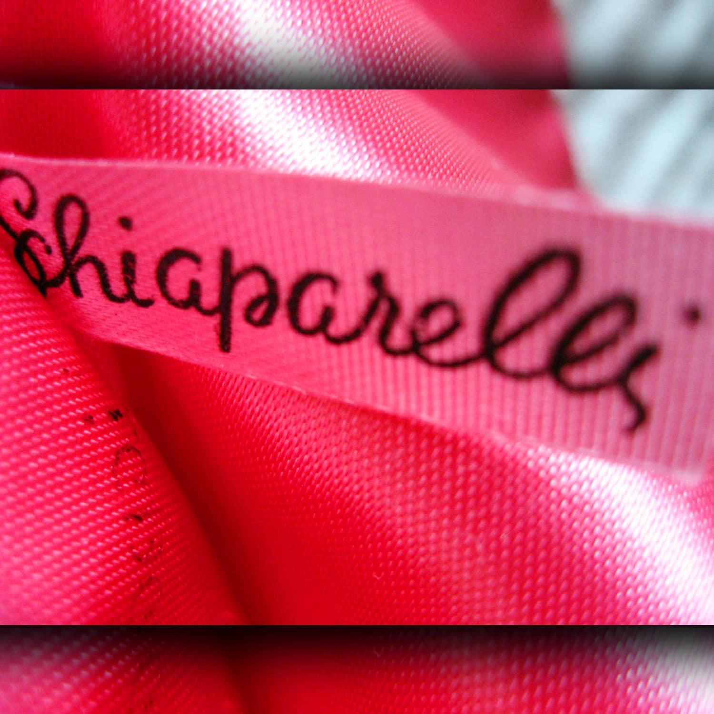Schiaparelli Pink logo