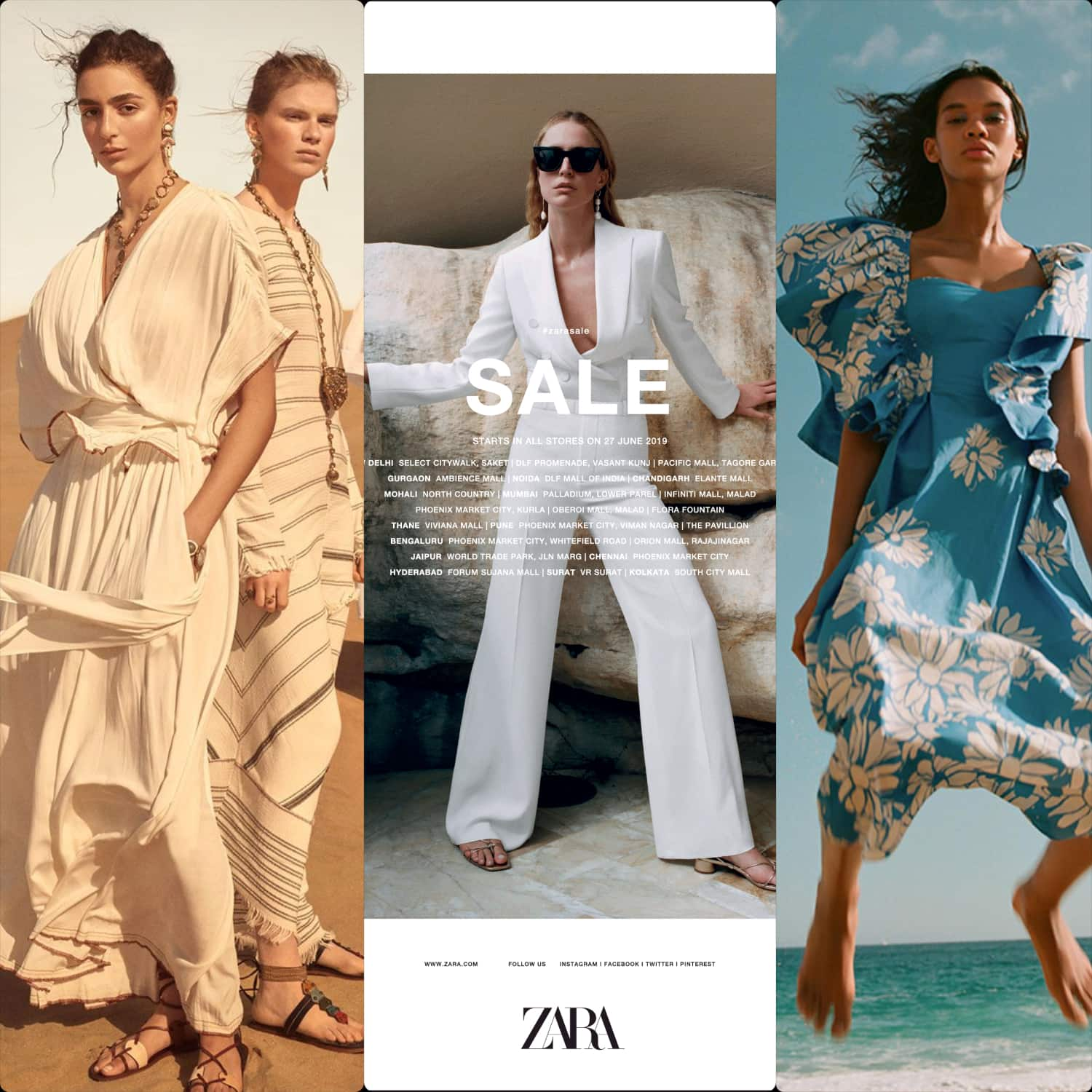 Zara Summer 2020 collection