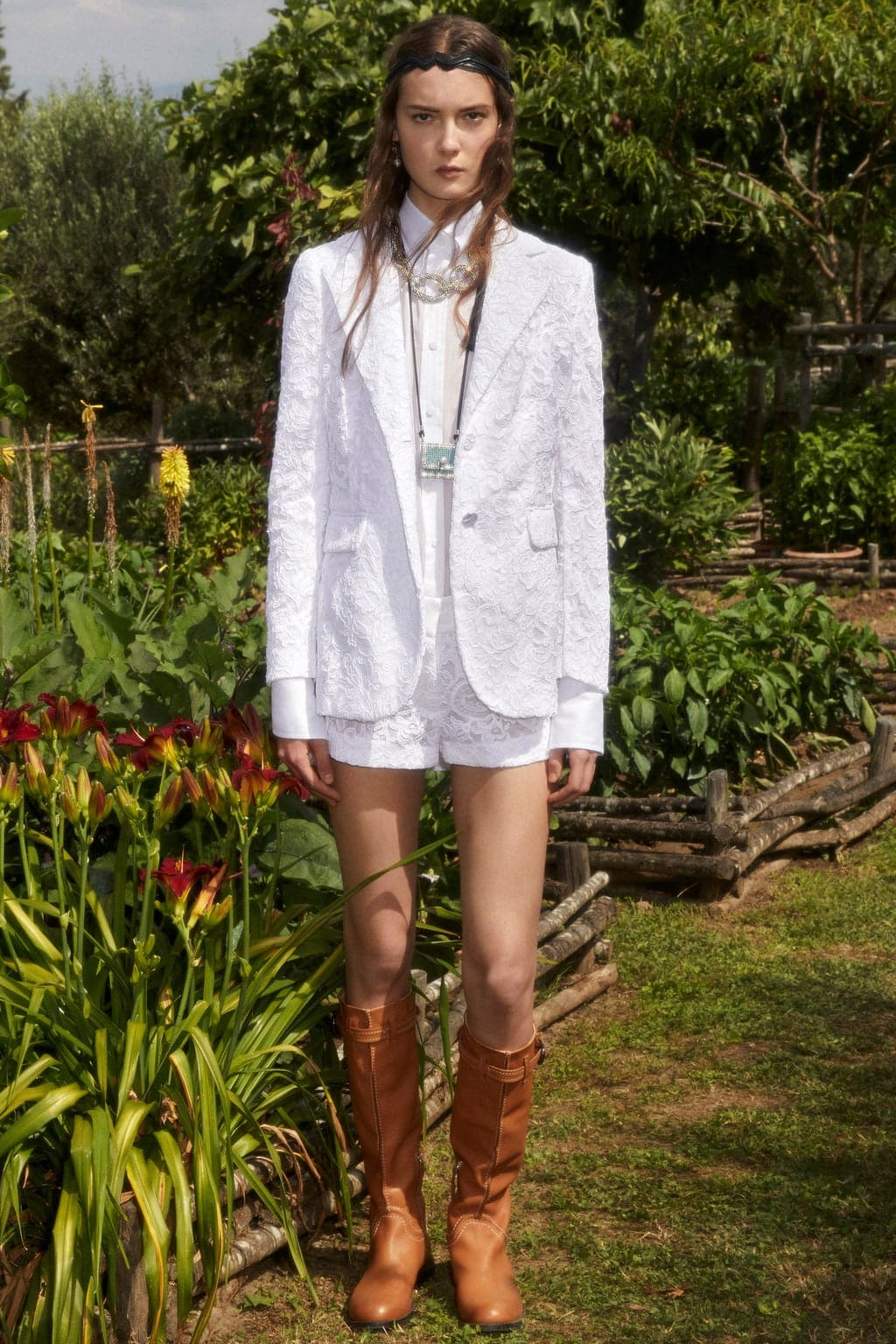 Ermanno Scervino Cruise 2021 Resort by RUNWAY MAGAZINE