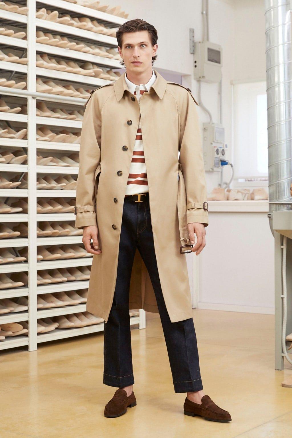 Tod's Spring Summer 2021 Milan Digital Fashion Week. Review by RUNWAY MAGAZINE