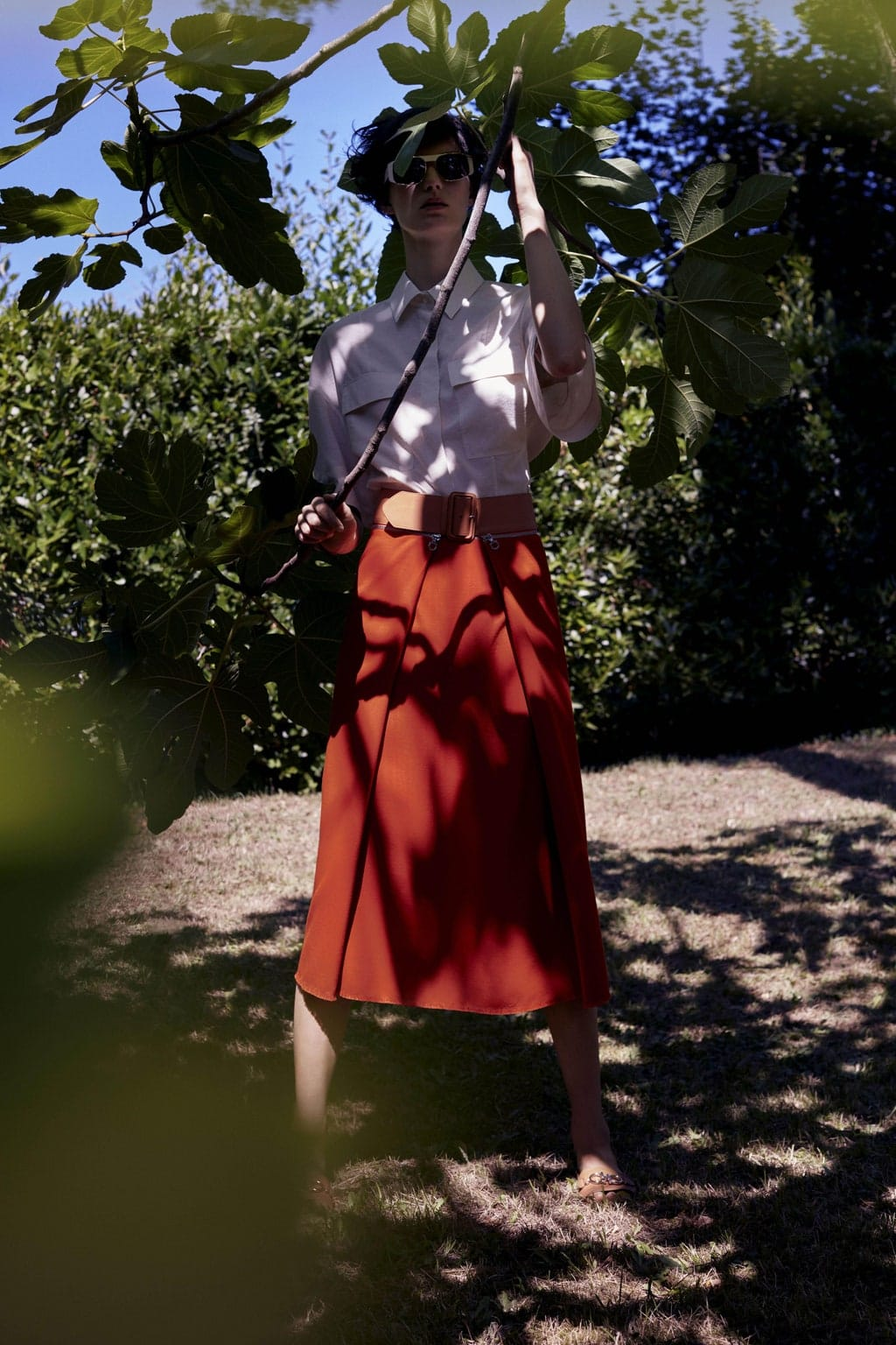 Salvatore Ferragamo Spring Summer 2021 Resort by RUNWAY MAGAZINE