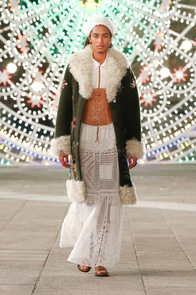 Christian Dior Cruise 2021 Resort by RUNWAY MAGAZINE