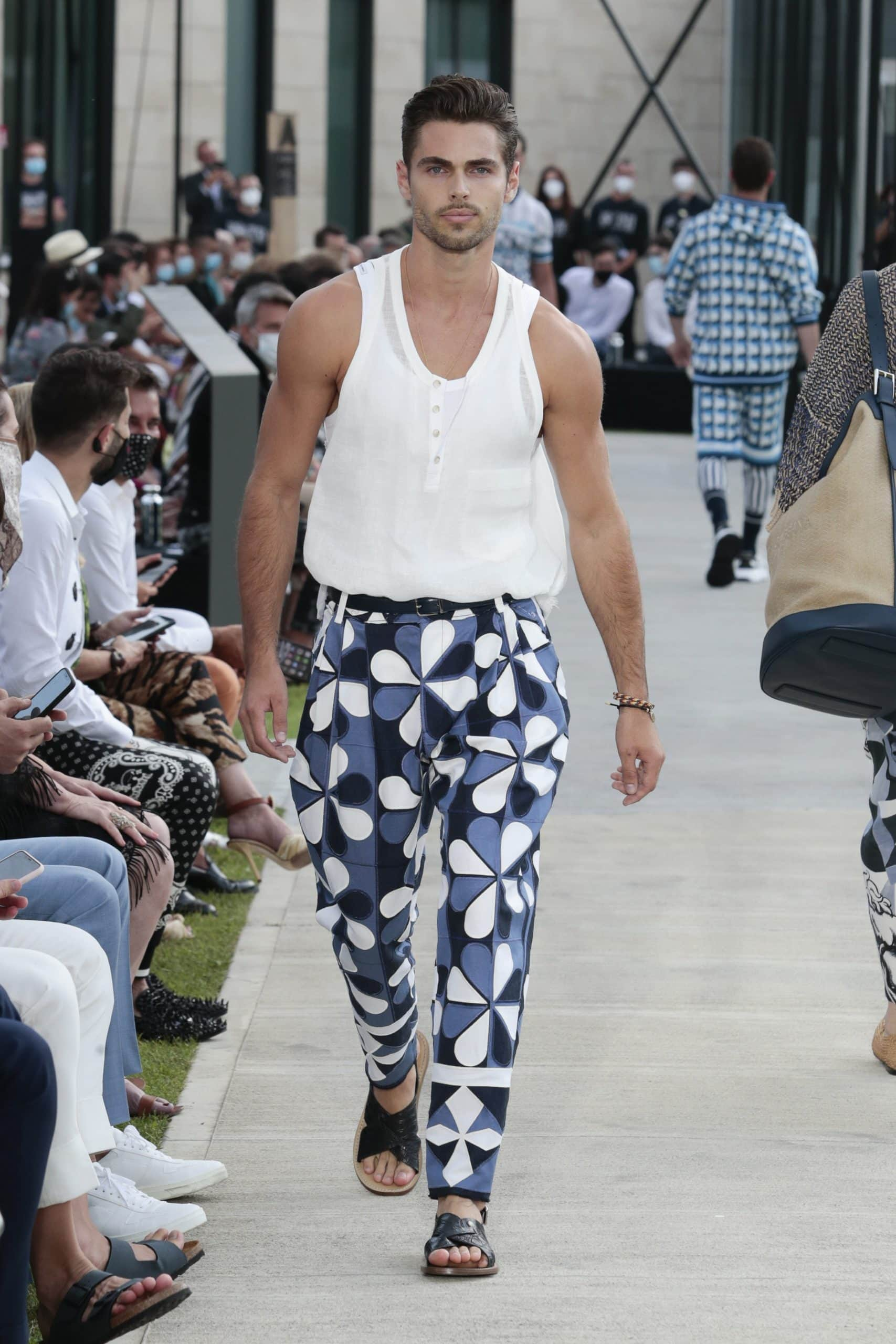Dolce Gabbana Spring Summer 2021 Men by RUNWAY MAGAZINE