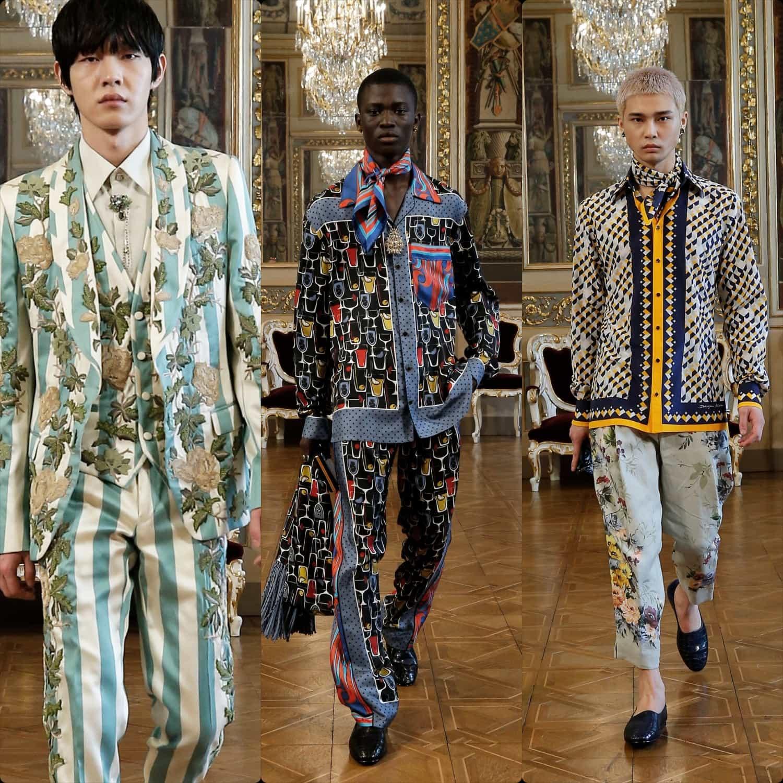 Dolce Gabbana Alta Sartoria 2020 Digital - virtual catwalk - Fall-Winter 2020-2021 by RUNWAY MAGAZINE
