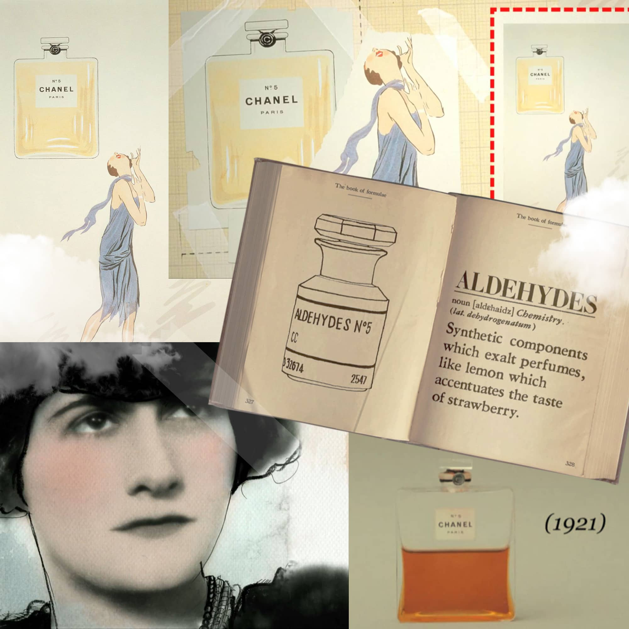 CHANEL 5 perfume - Tresors INPI by RUNWAY MAGAZINE