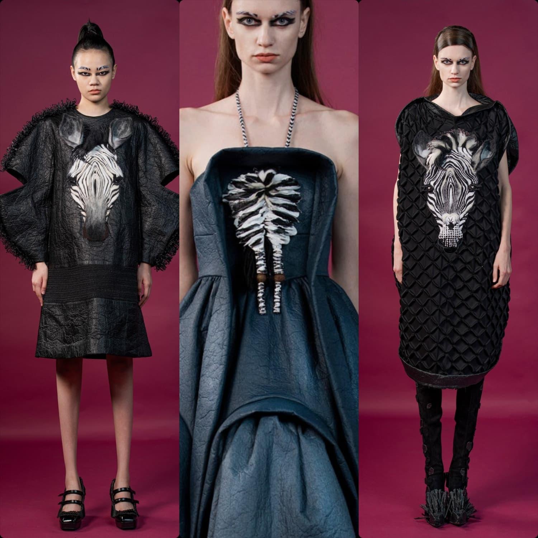 Guo Pei Haute Couture Fall-Winter 2020-2021 by RUNWAY MAGAZINE