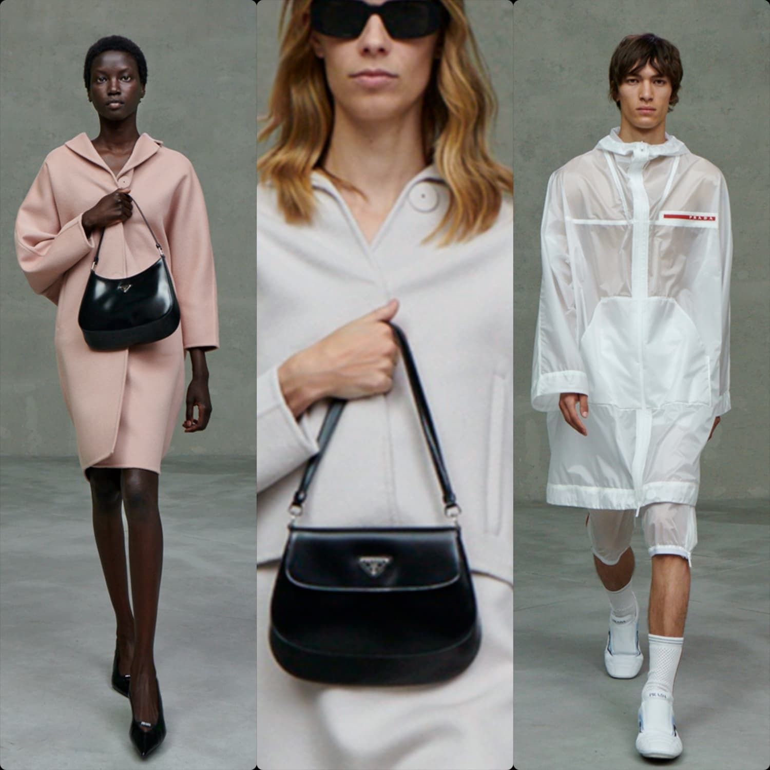 Prada Spring Summer 2021 Milan Digital Fashion Week by RUNWAY MAGAZINE