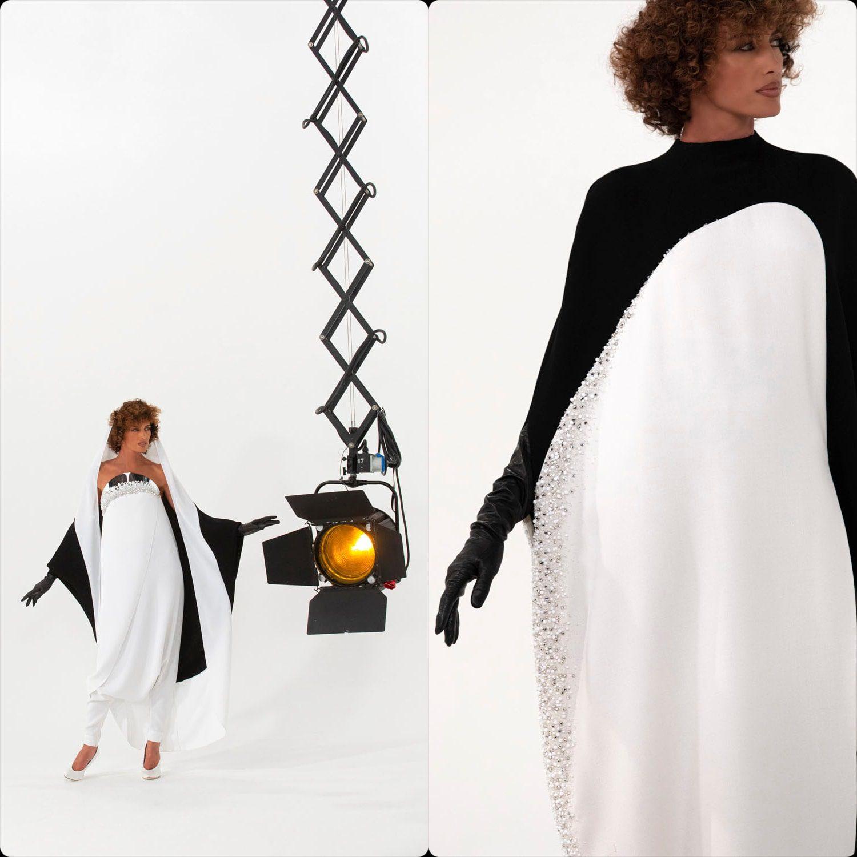 Stephane Rolland Haute Couture Fall-Winter 2020-2021 Paris Digital Fashion week by RUNWAY MAGAZINE