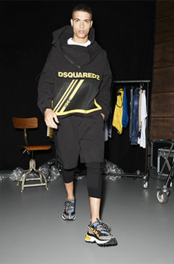 Dsquared2 Primavera Estate 2021 di RUNWAY MAGAZINE