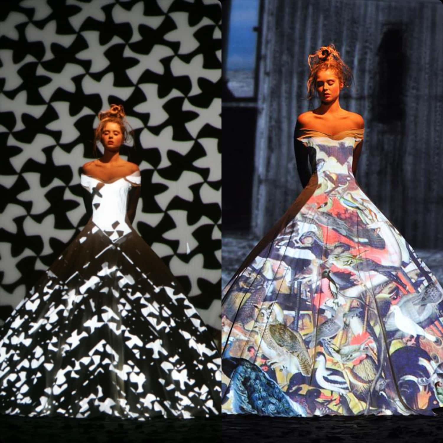 Franck Sorbier Fall Winter 2012-2013 Haute Couture by RUNWAY MAGAZINE