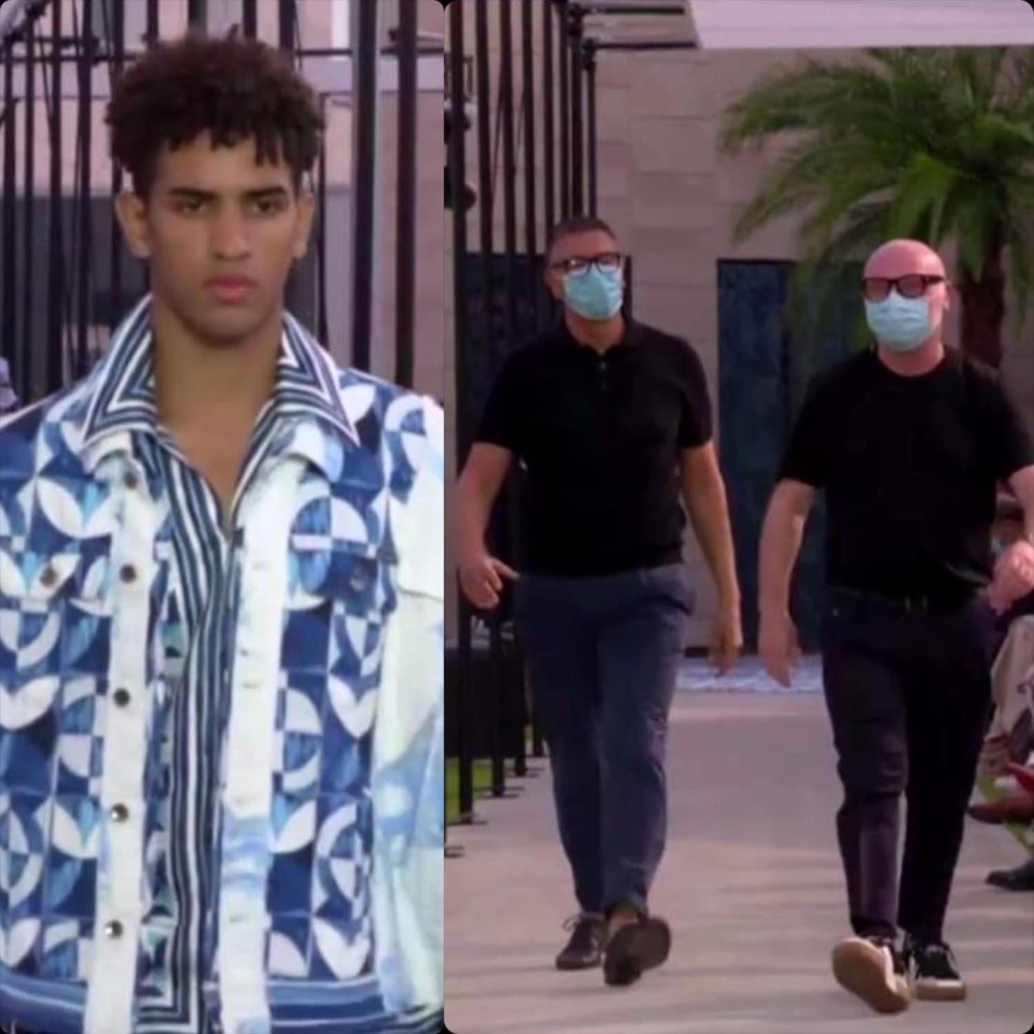 Preview Dolce Gabbana Spring Summer 2021 Men by RUNWAY MAGAZINE