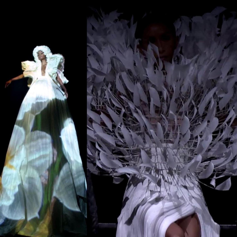 Valentino Haute Couture Fall-Winter 2020-2021 Pierpaolo Piccioli by RUNWAY MAGAZINE