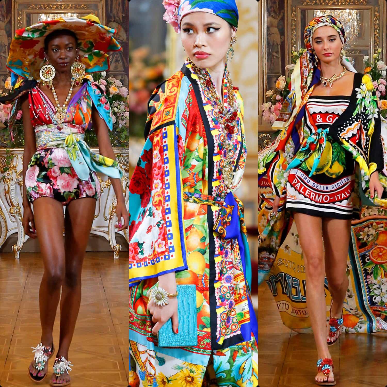 Dolce Gabbana Alta Moda 2020 Digital - Fall-Winter 2020-2021 - Photo Monica Feudi