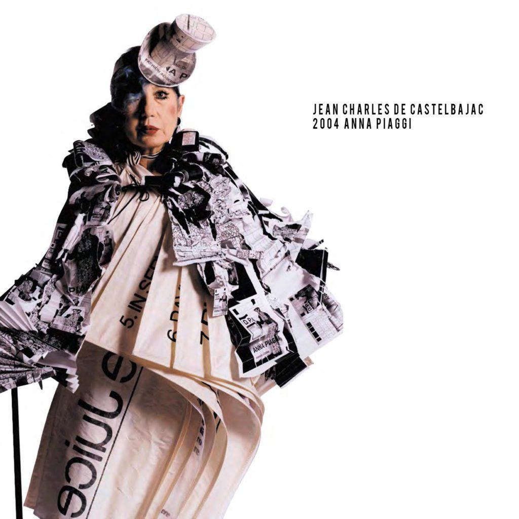 JC de Castelbajac-2004-Anna Piaggi