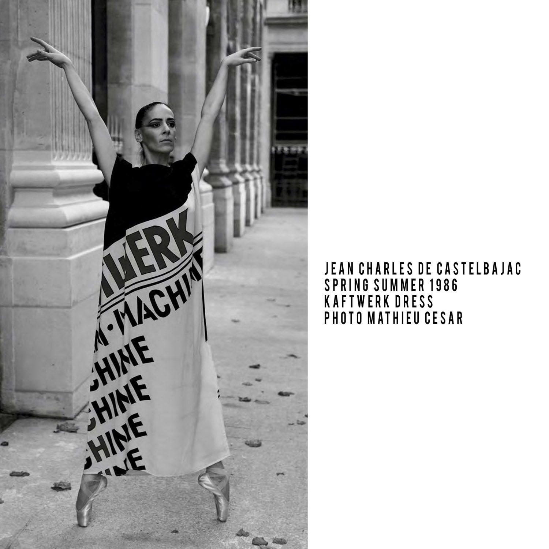 JC de Castelbajac-Summer-1986-Kraftwerk dress-Photo-Mathieu Cesar