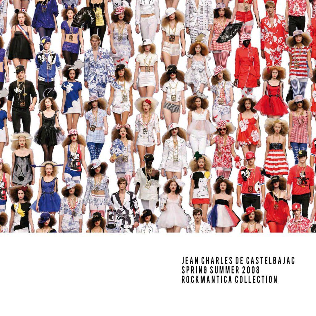 JC de Castelbajac-Summer 2007-Rockmantica Collection