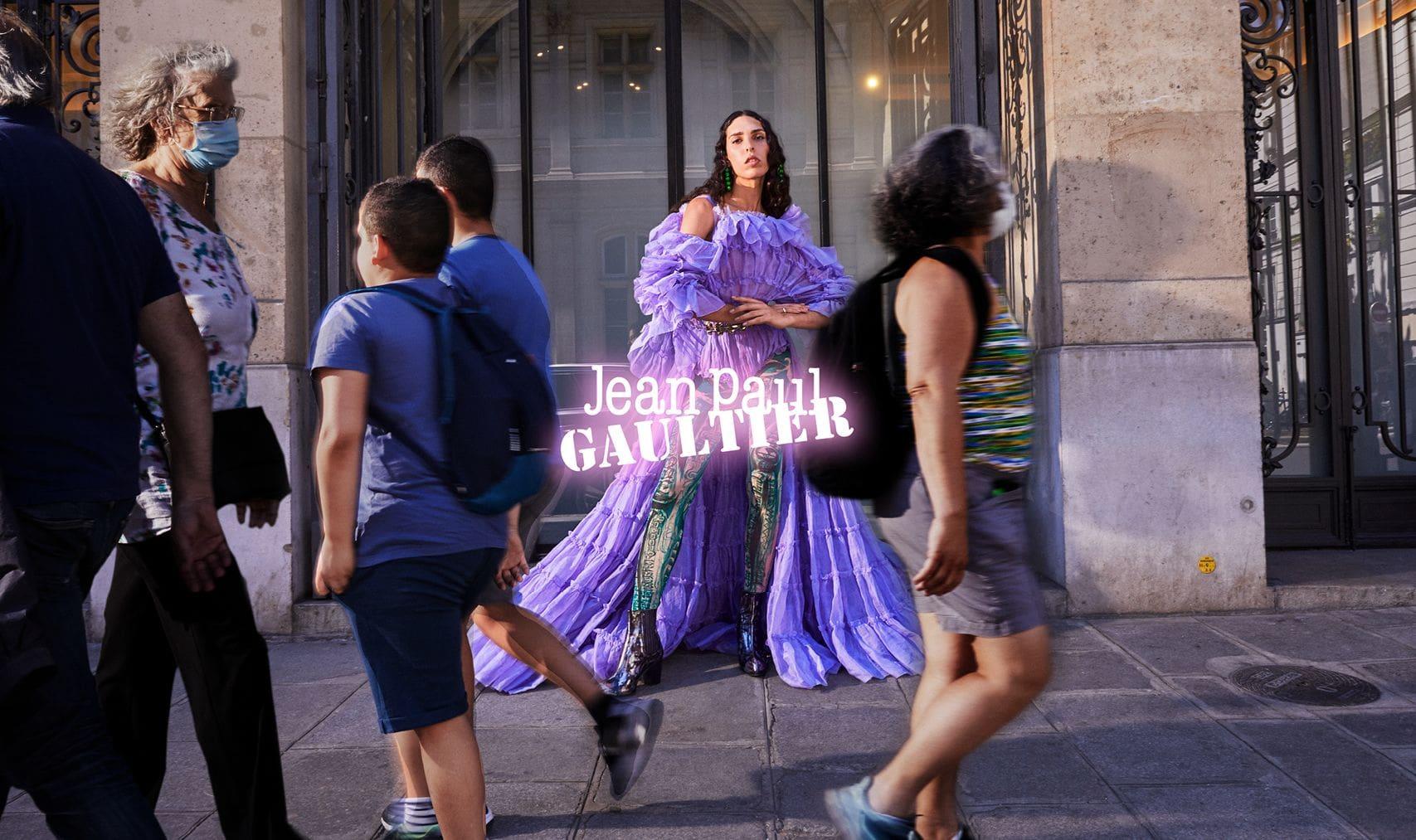 Jean Paul Gaultier Haute Couture Fall-Winter 2020-2021 - NO SHOW Paris Digital Fashion week by RUNWAY MAGAZINE