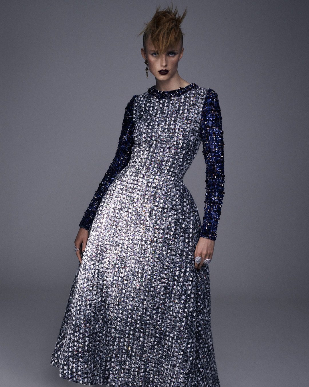 Chanel Haute Couture Fall-Winter 2020-2021 by RUNWAY MAGAZINE