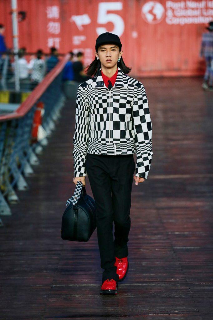 Virgil Abloh for Louis Vuitton Menswear Spring Summer 2021