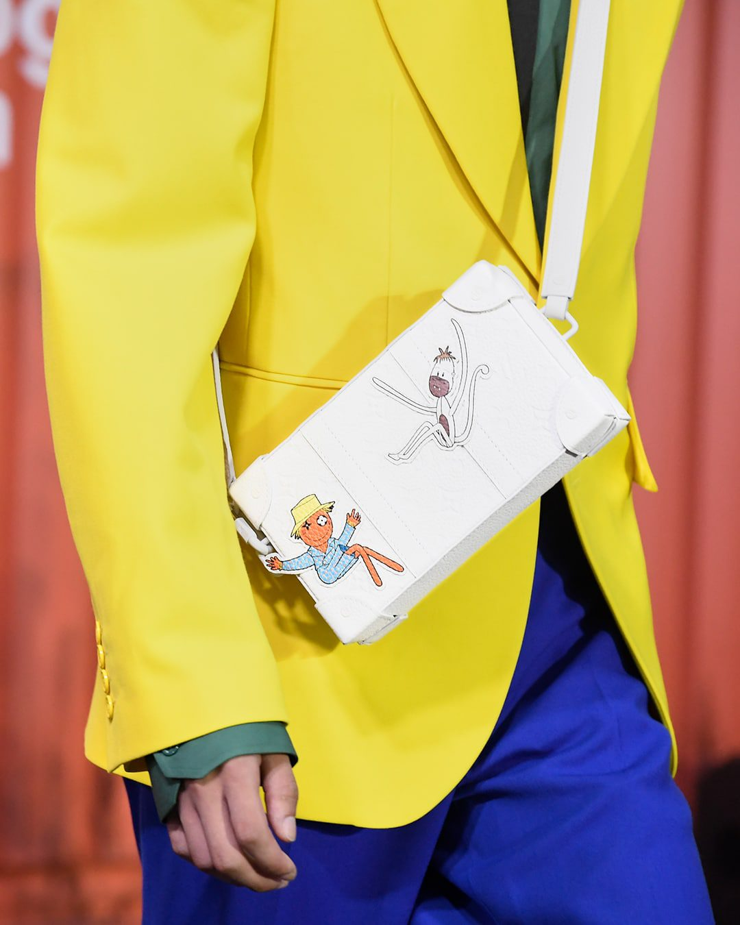 Louis Vuitton Menswear Spring Summer 2021 by RUNWAY MAGAZINE