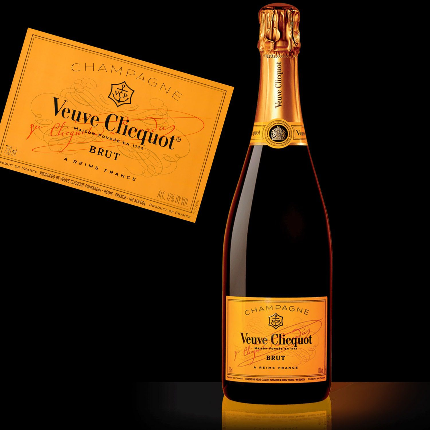 Champagne Veuve Clicquot - Yellow Label - Brut Magnum