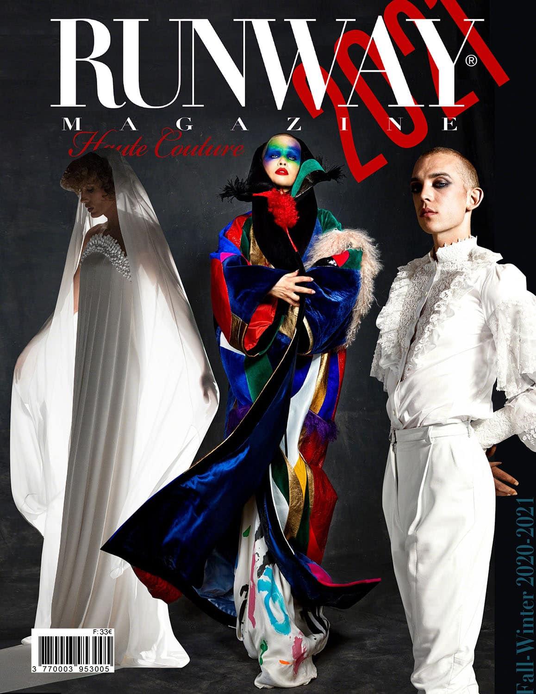 Runway Magazine 2021 Haute Couture Digital Fall-Winter 2020-2021