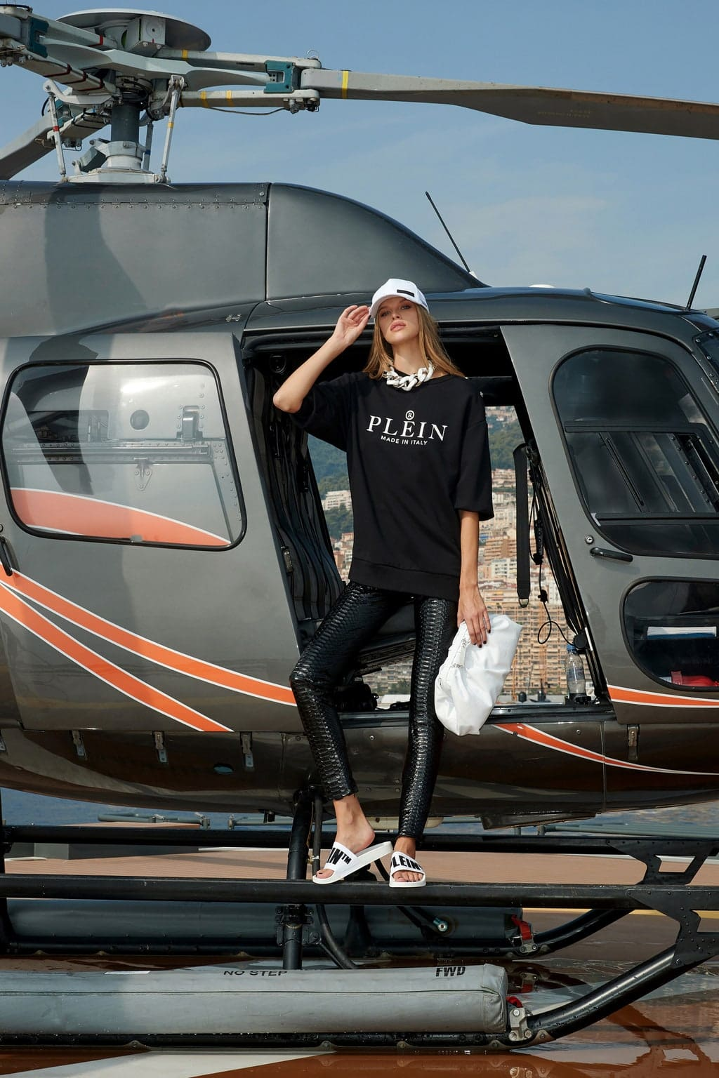 Philipp Plein Spring Summer 2021 by RUNWAY MAGAZINE