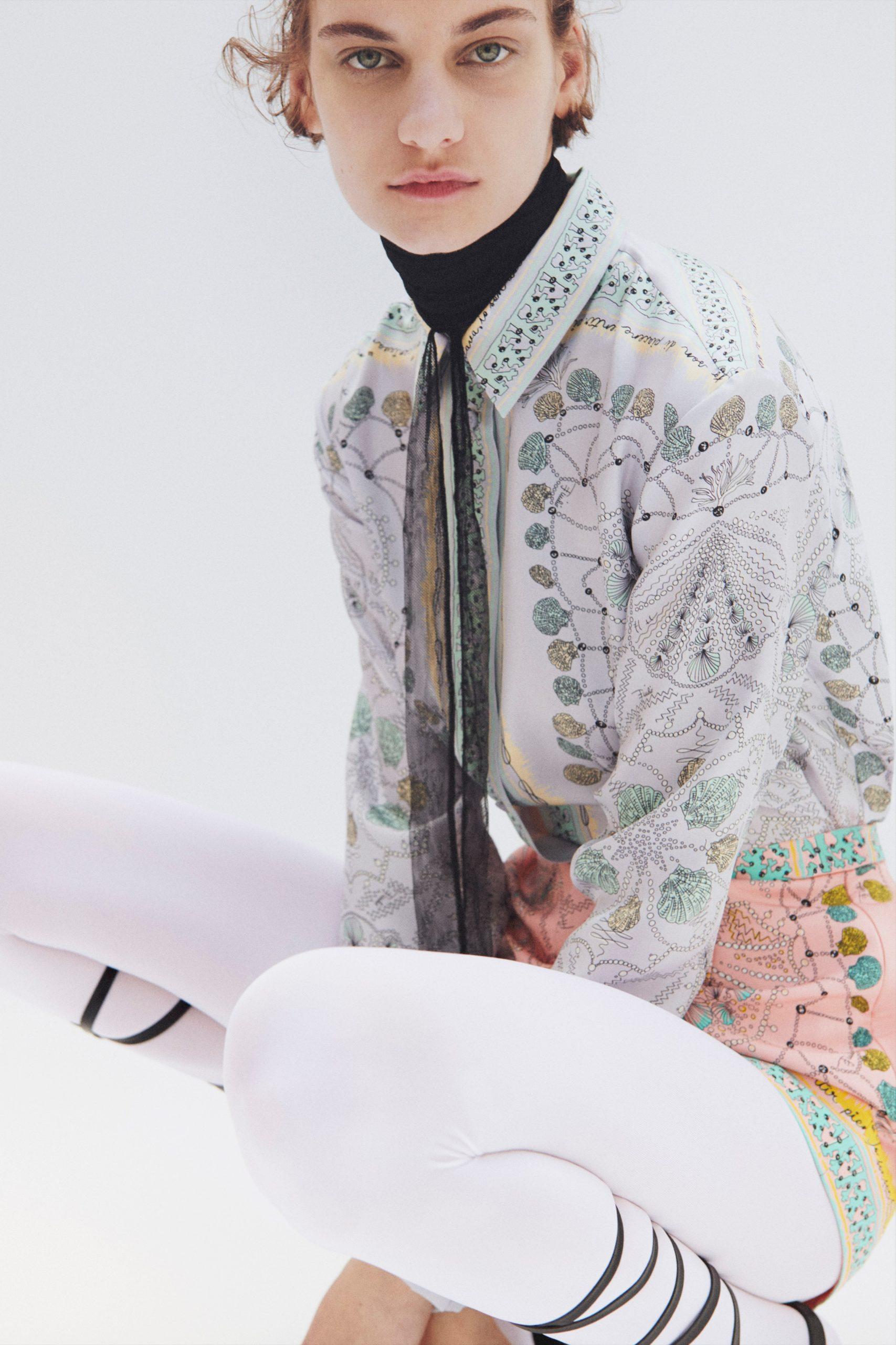 Emilio Pucci Spring Summer 2021 – Capsule Tomo Koizumi by RUNWAY MAGAZINE