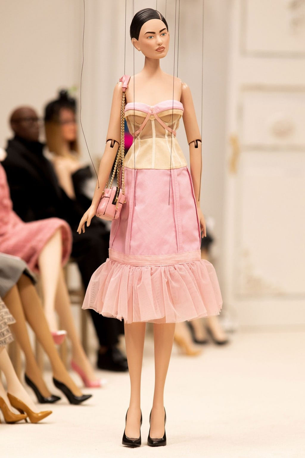 Moschino Spring Summer 2021 by RUNWAY MAGAZINE