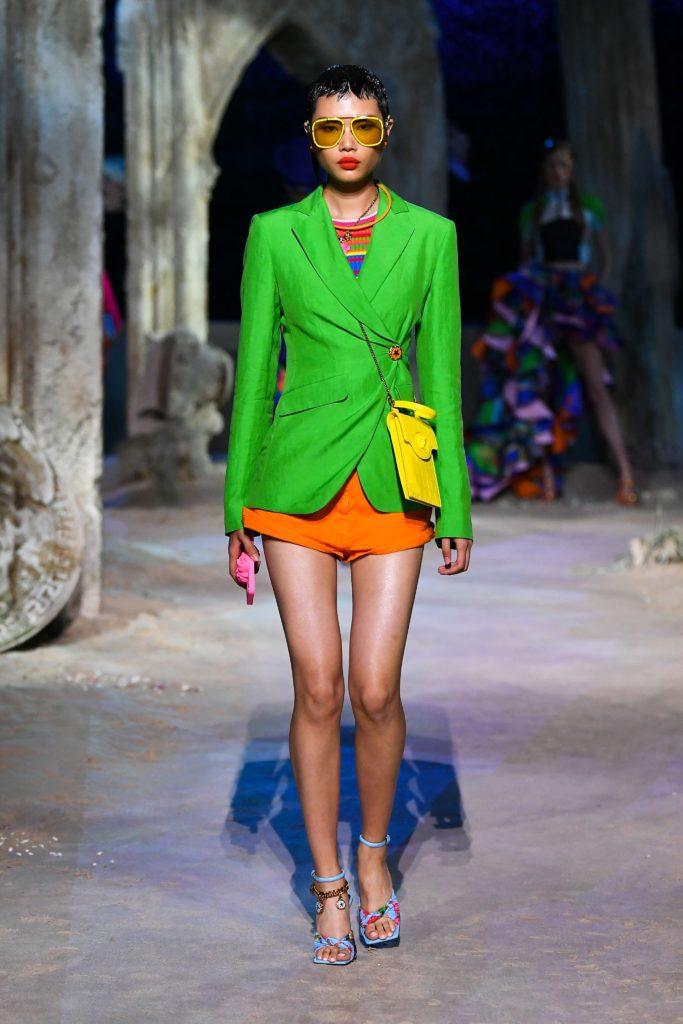 Versace Spring Summer 2021 by RUNWAY MAGAZINE