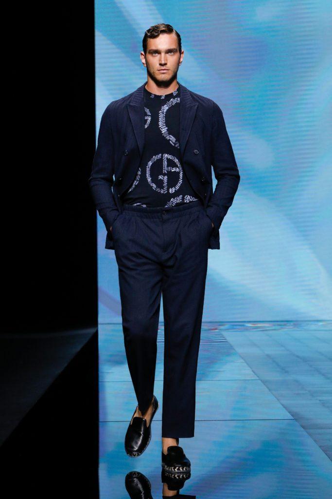Giorgio Armani Spring Summer 2021 by RUNWAY MAGAZINE
