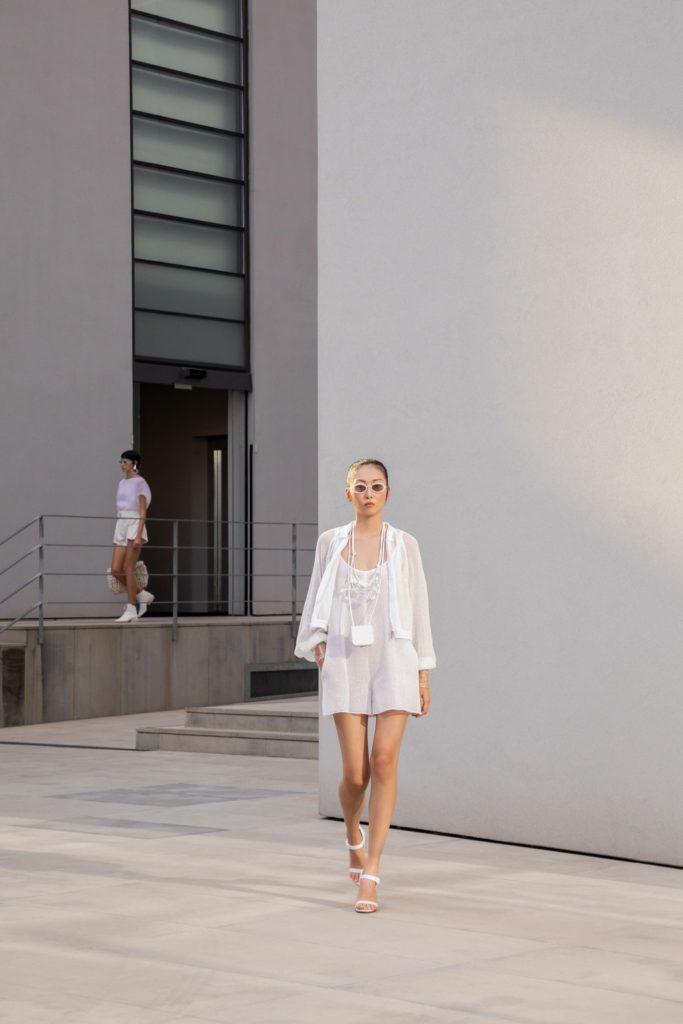 Emporio Armani Spring Summer 2021 Milan by RUNWAY MAGAZINE