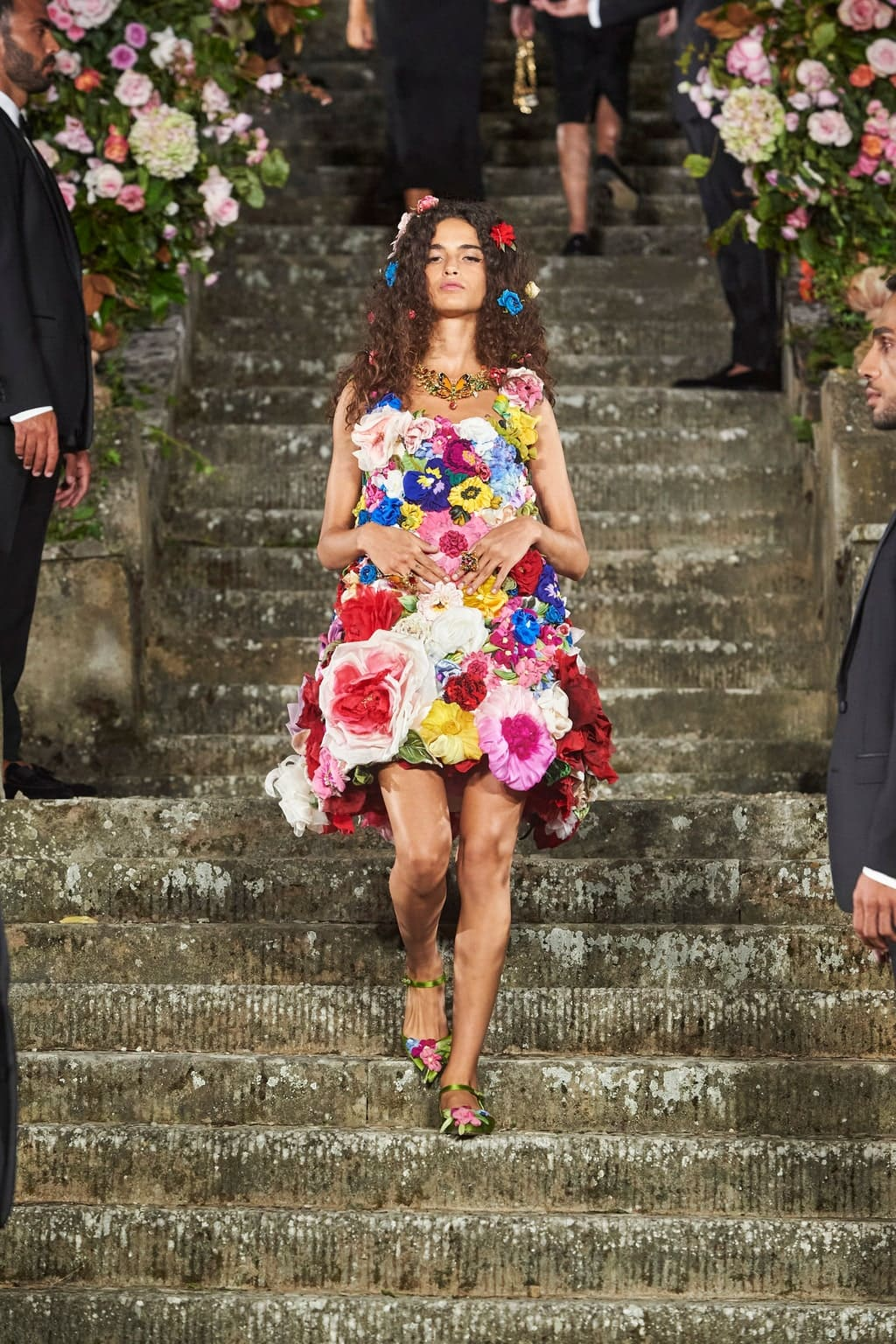 Dolce Gabbana Alta Moda Firenze 2020 - Fall-Winter 2020-2021 by RUNWAY MAGAZINE