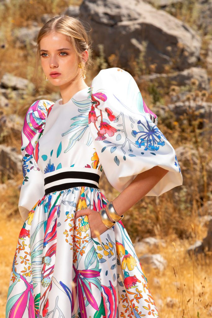 Elie Saab Spring Summer 2021 Paris by RUNWAY MAGAZINE