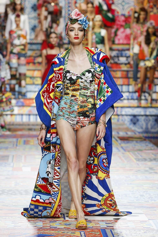 Dolce Gabbana Spring Summer 2021 by RUNWAY MAGAZINE