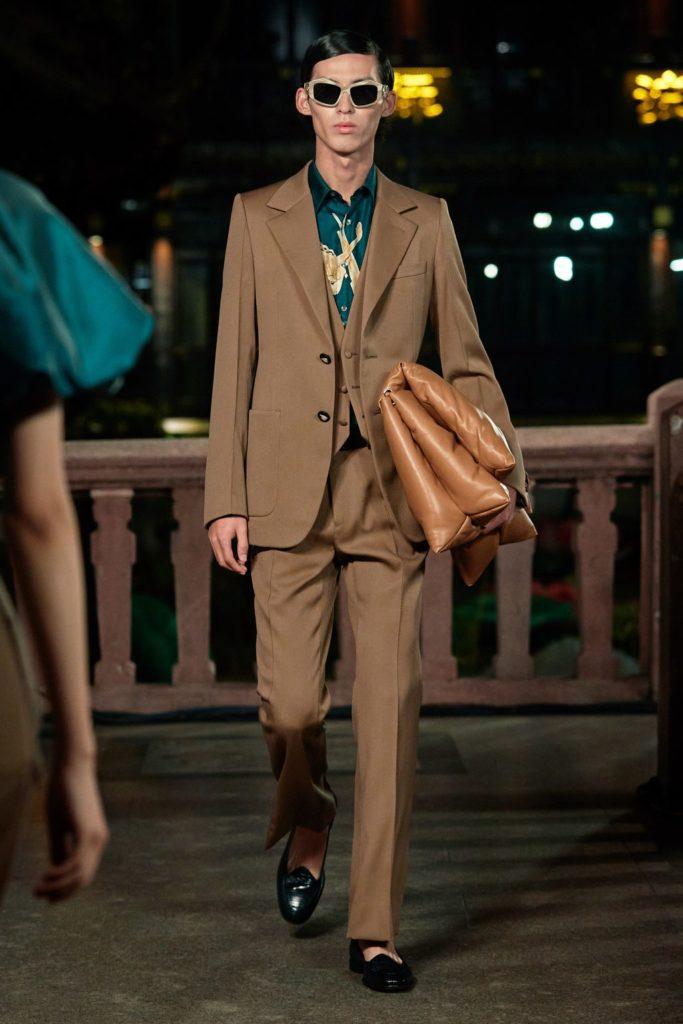 Lanvin Spring Summer 2021 Shanghai by RUNWAY MAGAZINE