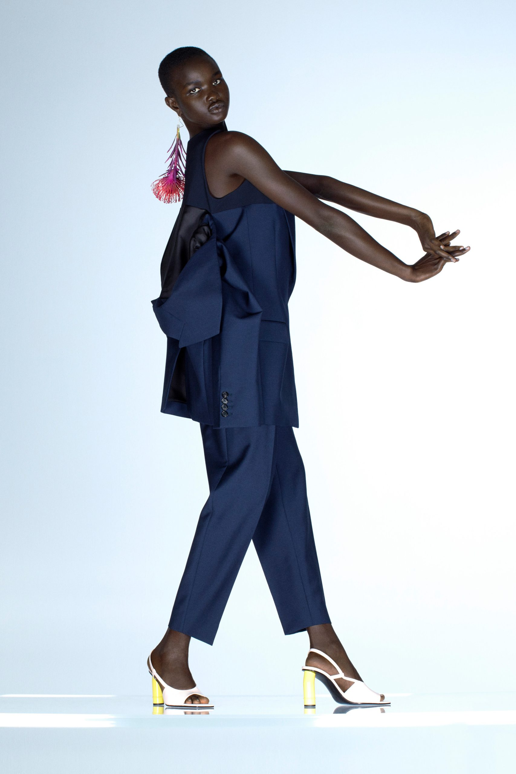 Nina Ricci Spring Summer 2021 Paris by RUNWAY MAGAZINE ®