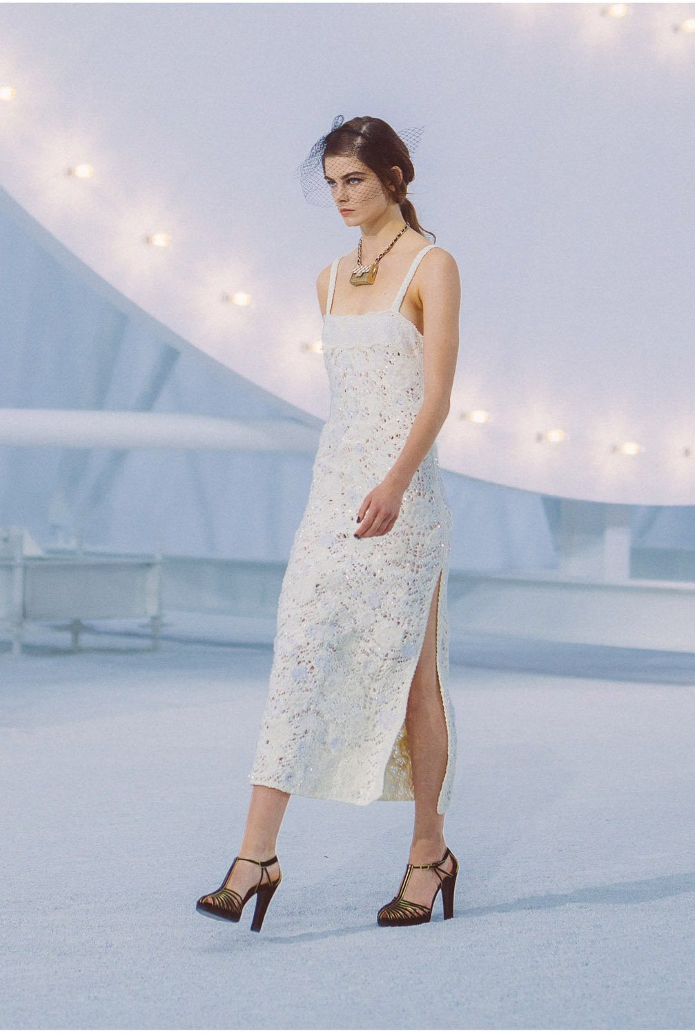 Chanel Spring Summer 2021 by RUNWAY MAGAZINE