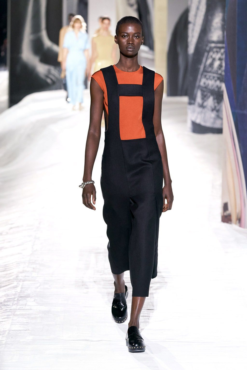 Hermes Spring Summer 2021 by RUNWAY MAGAZINE