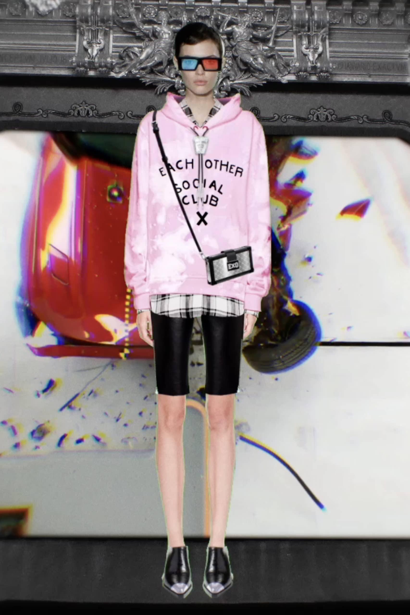 Each x Other Spring Summer 2021 Paris by RUNWAY MAGAZINE