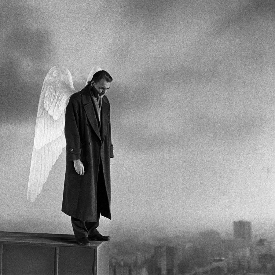 Wings of Desire by Wim Wenders - Bruno Ganz