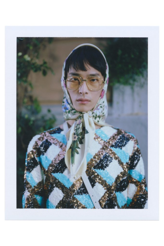 Gucci Spring 2021 Ready-to-Wear by RUNWAY MAGAZINE