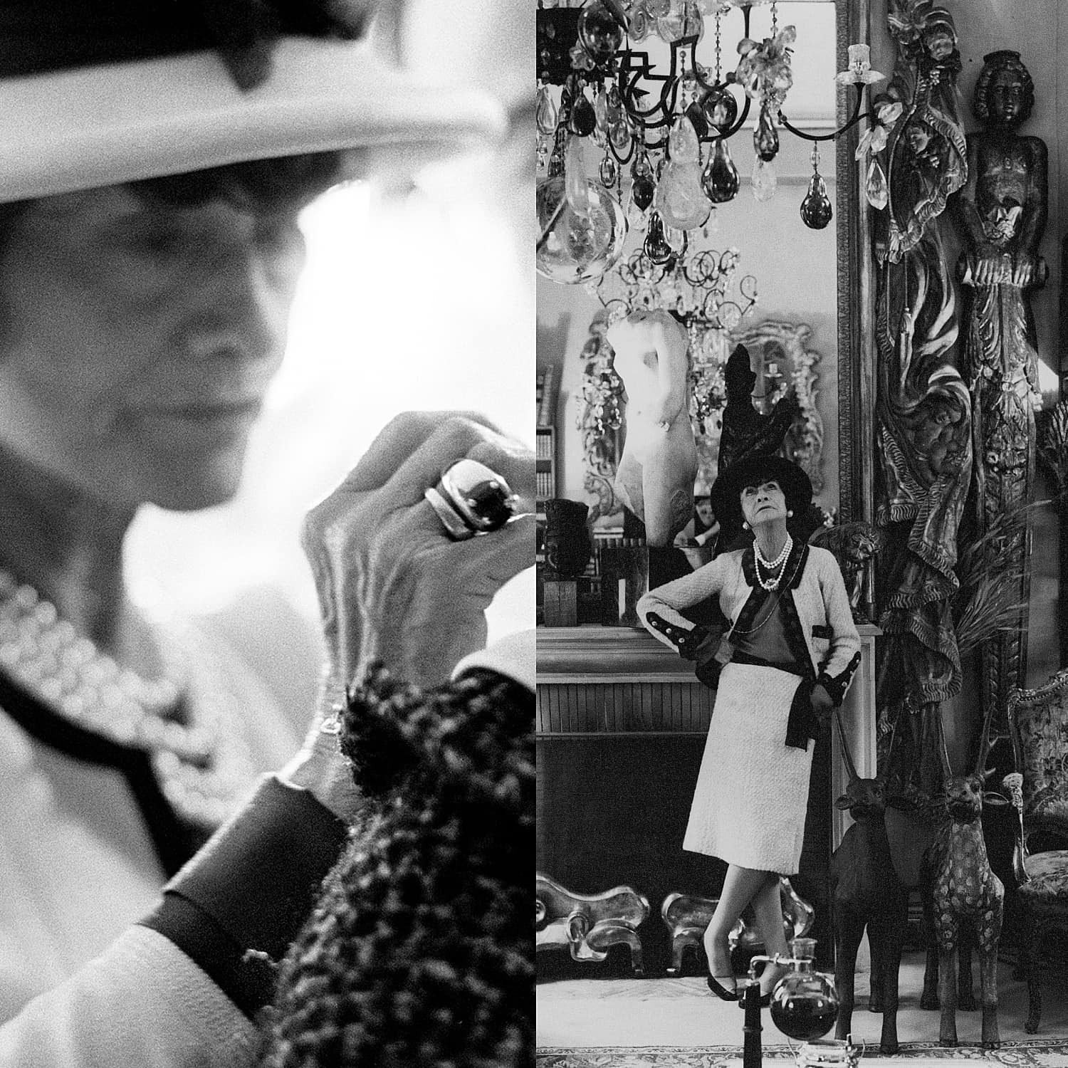 Coco Chanel Interview 1959 by RUNWAY MAGAZINE