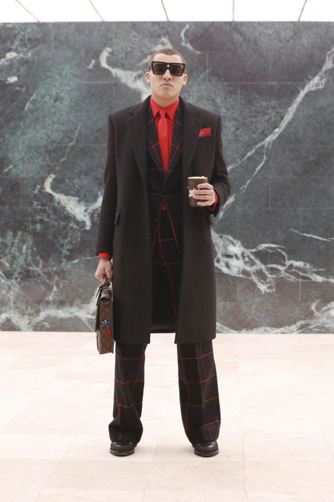 Louis Vuitton Men Fall-Winter 2021-2022 by RUNWNAY MAGAZINE