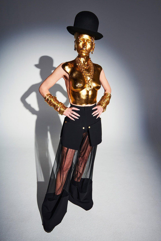 Schiaparelli Haute Couture Spring Summer 2021 by RUNWAY MAGAZINE