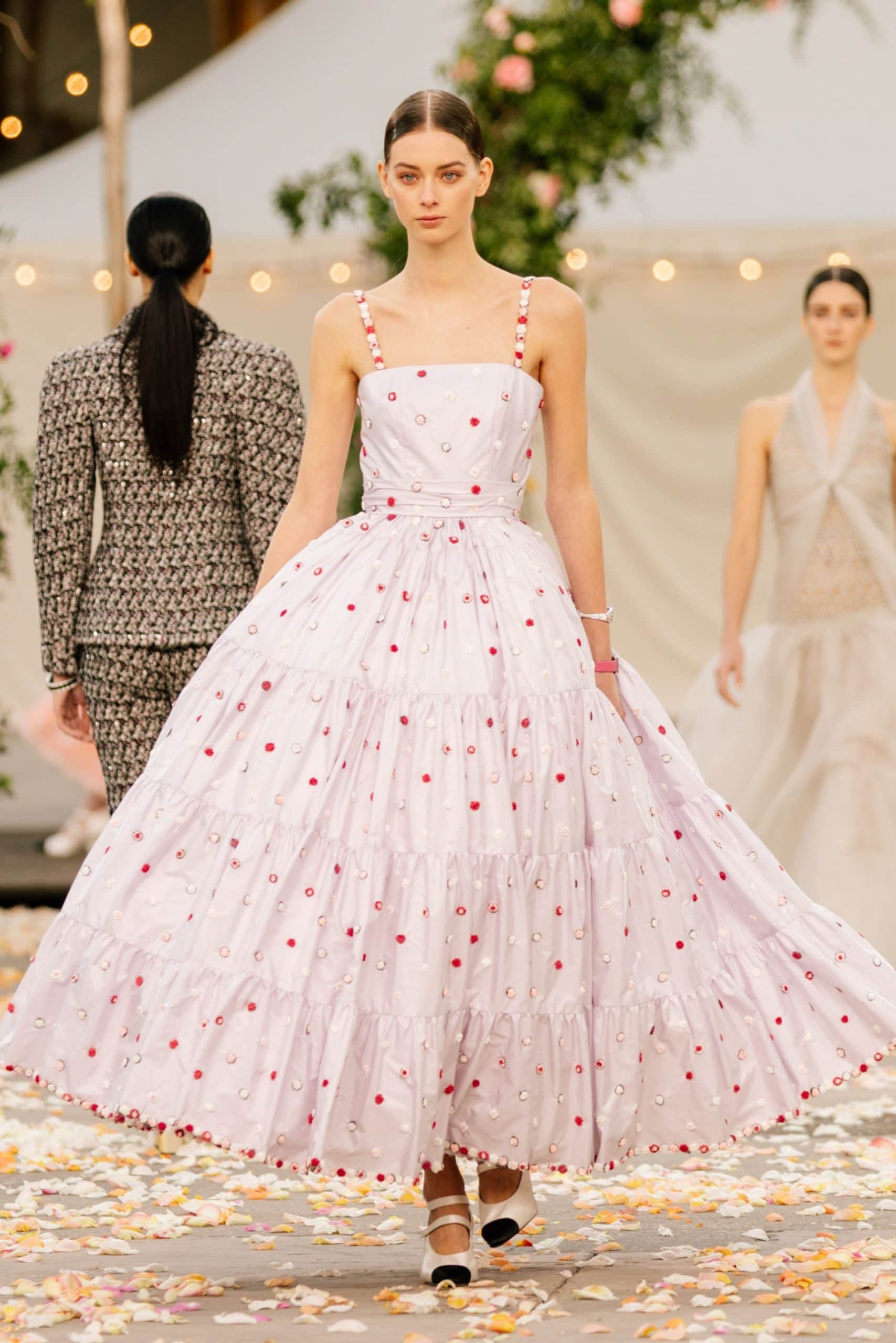 Chanel Haute Couture Spring Summer 2021 by RUNWAY MAGAZINE