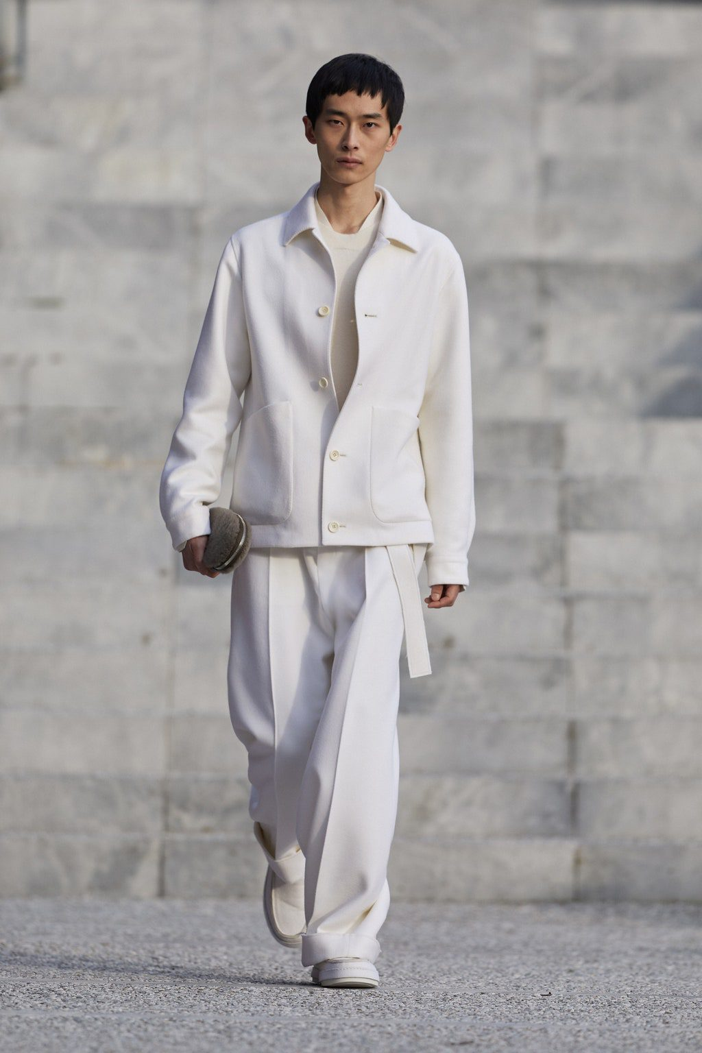 Ermenegildo Zegna Fall-Winter 2021-2022 by RUNWAY MAGAZINE