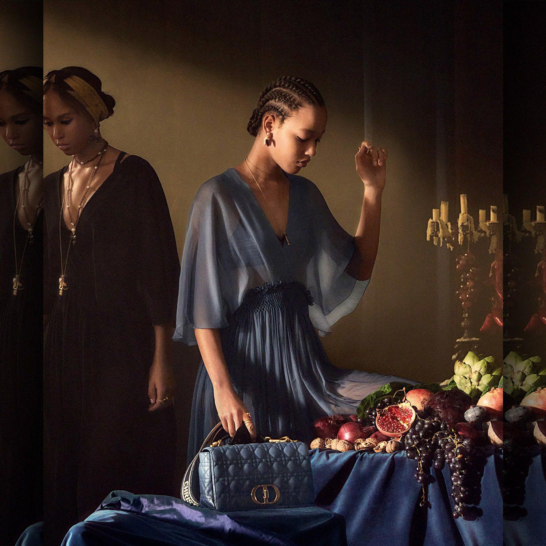© Elina Kechicheva for Dior - Christian Dior Spring Summer 2021 by RUNWAY MAGAZINE